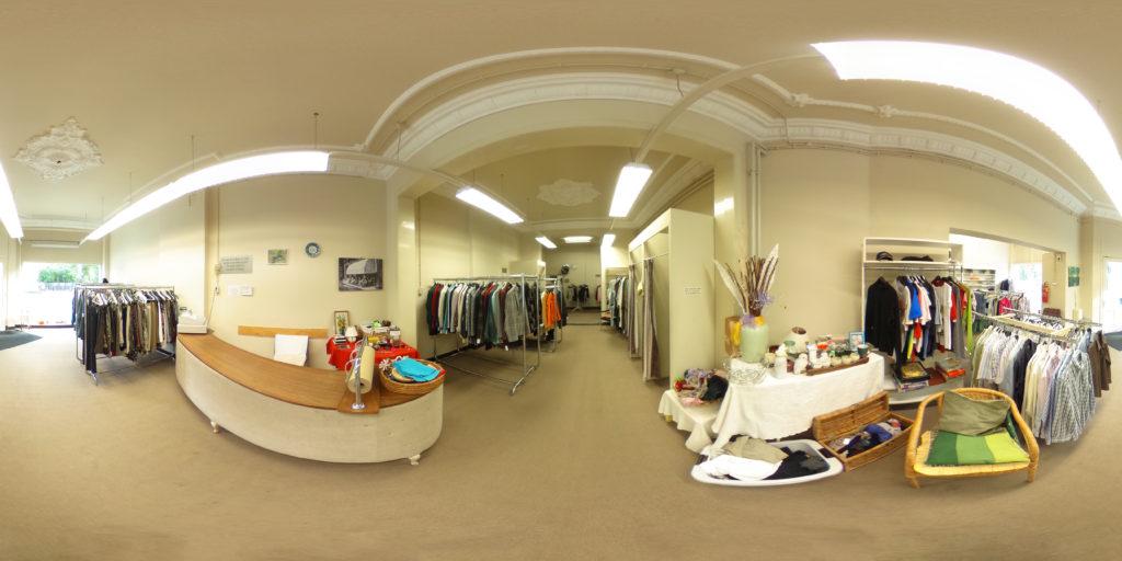 winkel van sinkel 360 graden foto